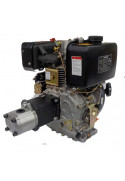 Groupe hydraulique 10CV DIESEL SAE