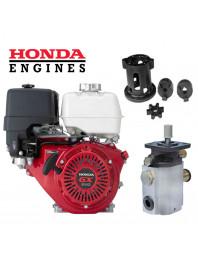 Groupe hydraulique 13CV HONDA 80L/min