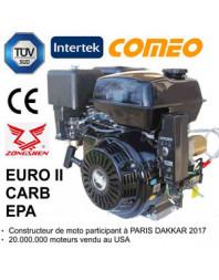 Moteur 9CV Thermique + Démarreur Electrique