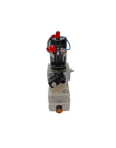 Micro Mini centrale hydraulique 12Volts Simple effet