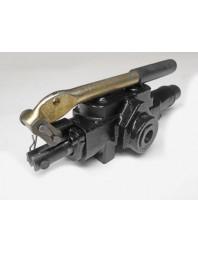 Distributeur hydraulique 80 L/min pour fendeuse à bois 3/4 +Tube fixation vérin