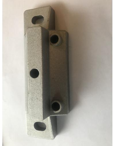 Support moteur de mini centrale hydraulique
