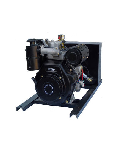 Groupe hydraulique 9CV Hilow 13/4.2
