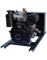 Groupe hydraulique Thermique 16CV électrique