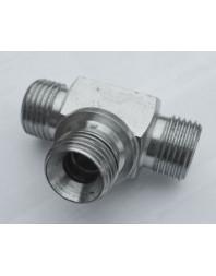Raccord hydraulique 3/4 T