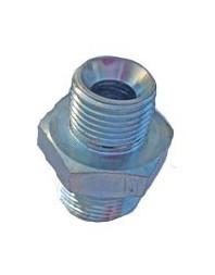 Raccord hydraulique BSP- BSP 1/2 3/8