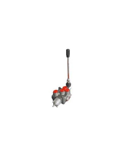 Distributeur Hydraulique 70L/min 1 voie double effet