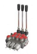 Distributeur Hydraulique 70L/min 3 voies double effet