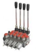 Distributeur Hydraulique 70L/min 4 voies double effet