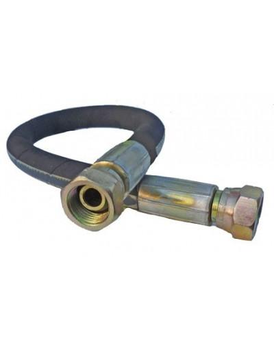 Tuyau Hydraulique SAE 1/4 SERTI 50cm