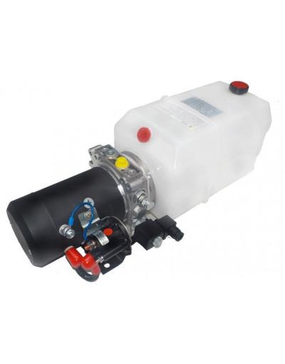 Mini centrale hydraulique 24Volts Simple effet