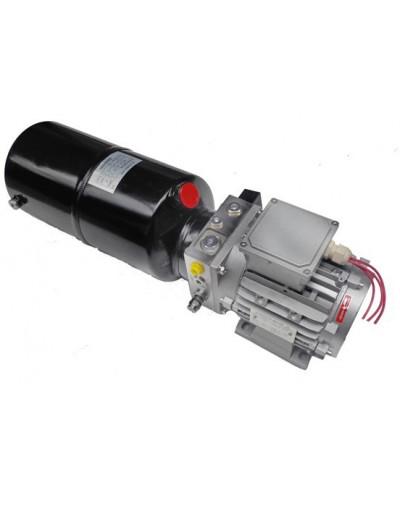 Mini centrale hydraulique 240 Volts Simple effet