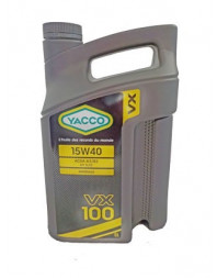 Huile YACCO 15W40 5 Litres