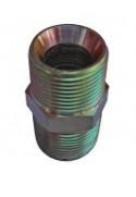 Raccord hydraulique BSP-BSP 1/2 BSP 1/2 BSP
