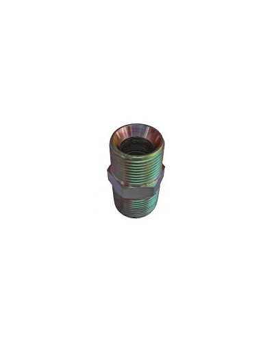 Raccord hydraulique BSP- BSP 3/8 BSP 3/8 BSP